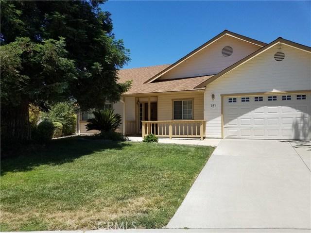 281 Cheyenne Drive, Paso Robles, CA 93446