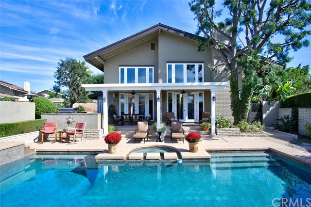 13691 Las Ninas Drive North Tustin, CA 92705 is listed for sale as MLS Listing PW17227441