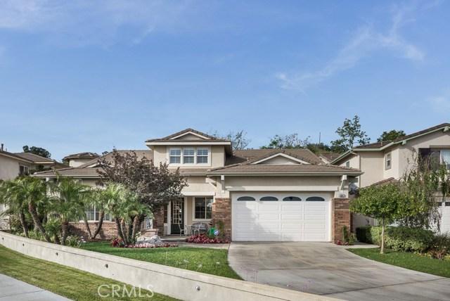 Single Family Home for Sale at 3807 Grandview Drive Brea, California 92823 United States