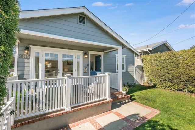 3613 Oak Avenue, Manhattan Beach, California 90266, 3 Bedrooms Bedrooms, ,2 BathroomsBathrooms,Single family residence,For Sale,Oak,SB21018424