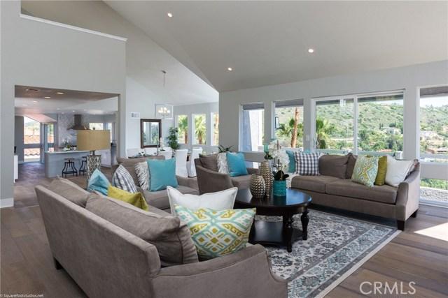 Single Family Home for Sale at 12582 Baja Panorama North Tustin, California 92705 United States
