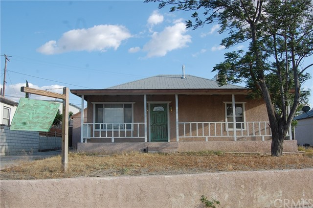 Single Family Home for Rent at 740 Flora Street Barstow, California 92311 United States