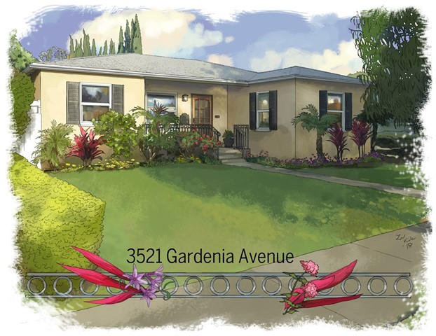3521 Gardenia Avenue Long Beach, CA 90807 - MLS #: PW18280454