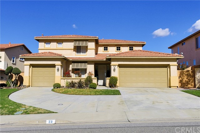 23 Vista Palermo  Lake Elsinore CA 92532
