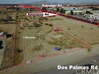 Detail Gallery Image 1 of 1 For 15262 Dos Palmas Rd, Victorville, CA 92392 - – Beds | – Baths