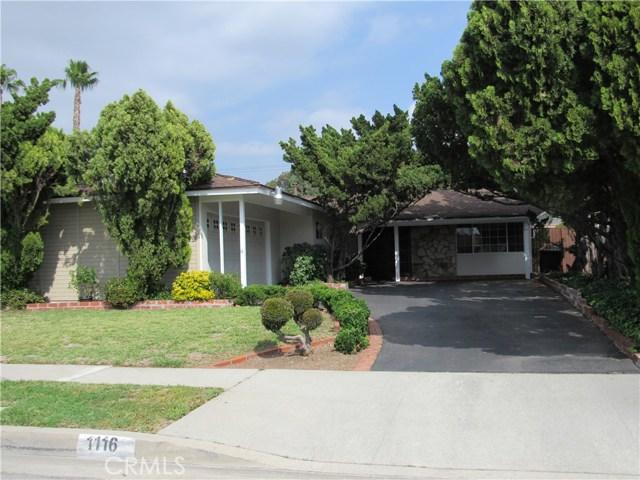 1116 N Stephora Avenue, Covina, CA 91724