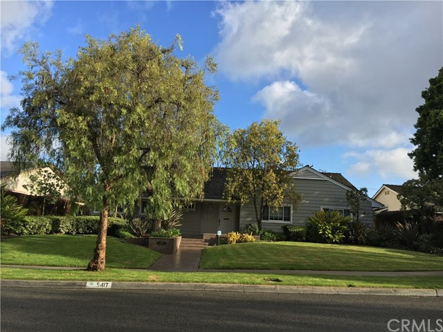 Single Family Home for Sale at 5417 Anaheim Road E Long Beach, California 90815 United States