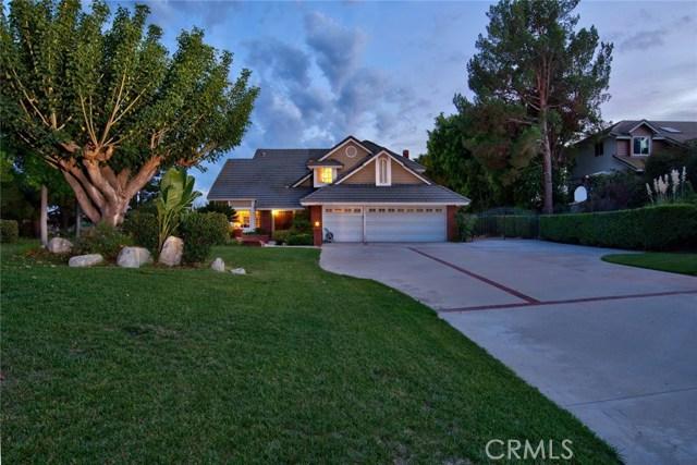 21190  Ridge Park Drive, Yorba Linda, California
