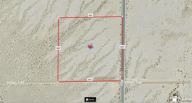 Single Family for Sale at 0 Utah Trail 29 Palms, California 92277 United States