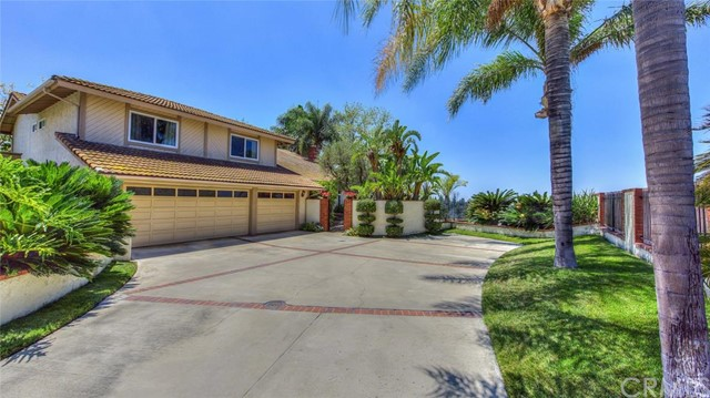 Single Family Home for Sale at 7311 East Nighthawk St 7311 Nighthawk Anaheim Hills, California 92808 United States
