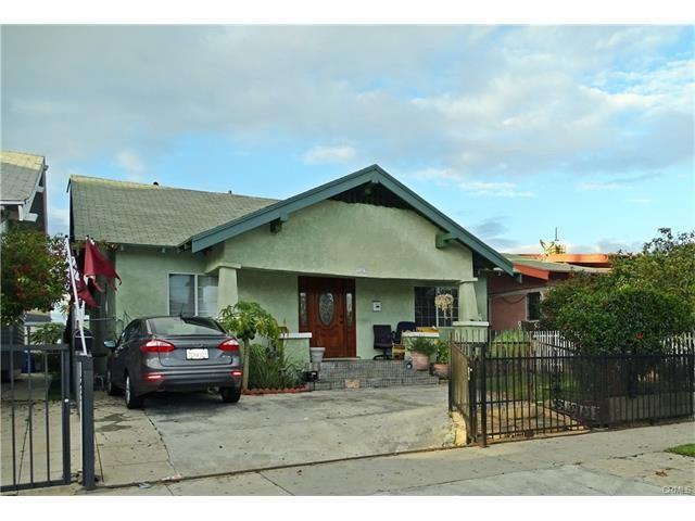 1253 W 53rd Street Los Angeles, CA 90037 - MLS #: PW17086207