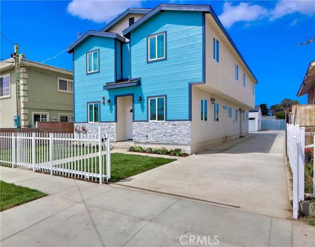 11031 Burin Avenue  Inglewood CA 90304