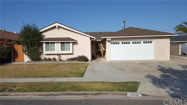 Single Family Home for Sale at 13542 Purdy St Garden Grove, California 92844 United States