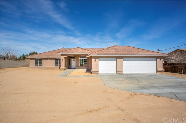 Single Family Home for Sale at 17228 Birch Street Hesperia, 92345 United States
