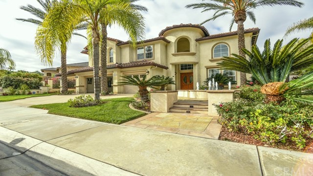Single Family Home for Sale at 20245 Via Natalie Yorba Linda, California 92887 United States
