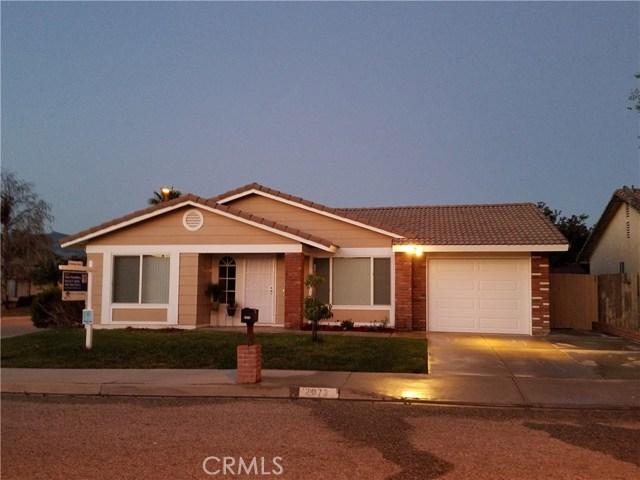 2073 Whitman Drive, San Jacinto, CA 92583