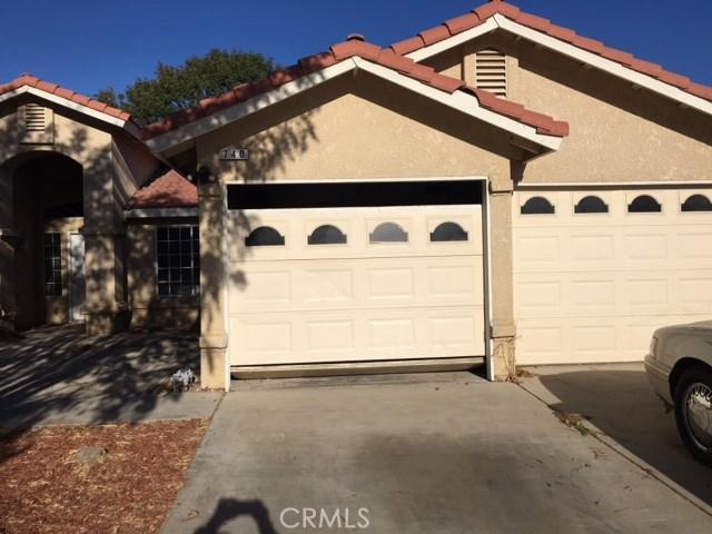 Casa Unifamiliar por un Venta en 740 Hazelhurst Way Coalinga, California 93210 Estados Unidos