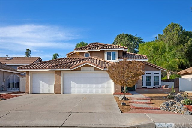 Property for sale at 40735 Symeron Way, Murrieta,  CA 92562