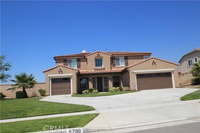 5790 Santa Fe Court Rancho Cucamonga, CA 91739 - MLS #: IV17174219