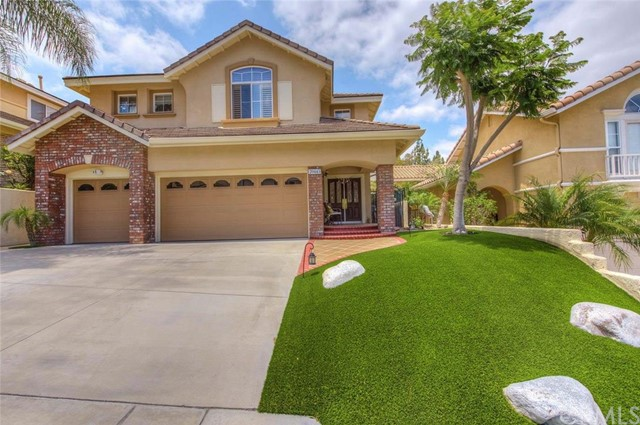 Single Family Home for Sale at 20445 Longbay Yorba Linda, California 92887 United States