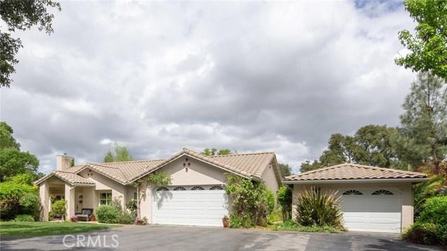 1825 N Ferrocarril Road, Atascadero in San Luis Obispo County, CA 93422 Home for Sale