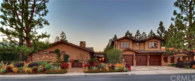 Single Family Home for Sale at 24 Inverness Lane Newport Beach, California 92660 United States