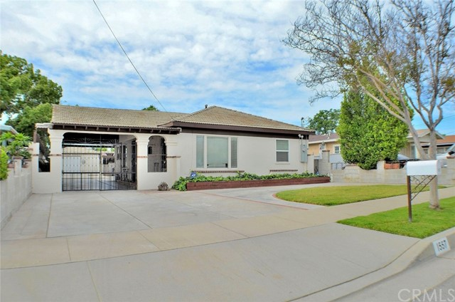 Single Family Home for Sale at 1557 Union Street San Bernardino, California 92411 United States