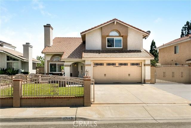 17113 Cerritos Street,Fontana,CA 92336, USA