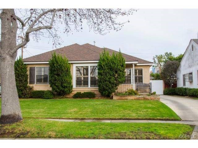Single Family Home for Rent at 7024 Alverstone Avenue Westchester, California 90045 United States