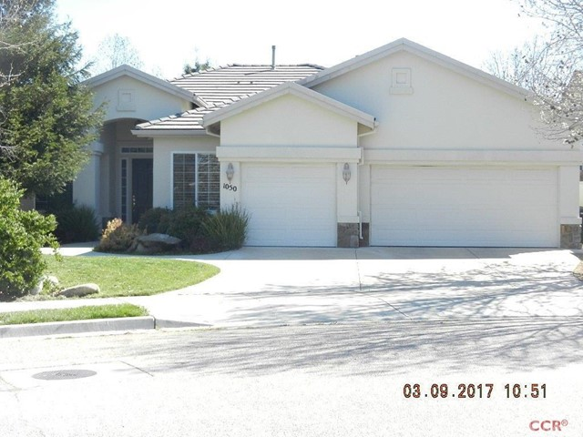 1050 Sleepy Hollow Road, Paso Robles, CA 93446