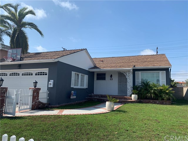 4633 191st, Torrance, California 90503, 3 Bedrooms Bedrooms, ,1 BathroomBathrooms,Single family residence,For Lease,191st,SB19265788