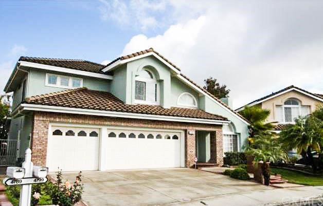 Single Family Home for Sale at 4799 Montefino Drive Cypress, California 90630 United States