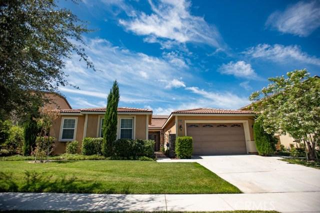 3540  Corbett Street, Corona, California