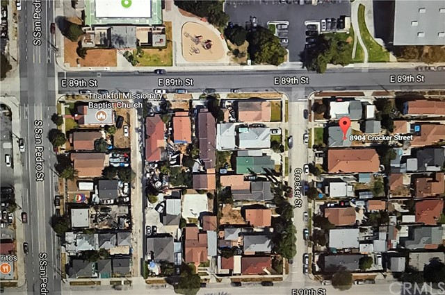 8904 Crocker Street Los Angeles, CA 90003 - MLS #: SB17229906