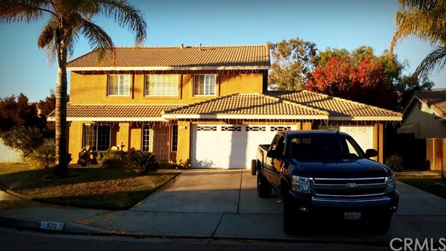 520 Cedar View Drive Beaumont, CA 92223 is listed for sale as MLS Listing CV15252620