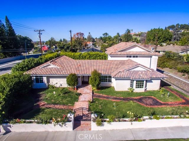 Single Family Home for Sale at 2319 Altura Avenue E Orange, California 92867 United States