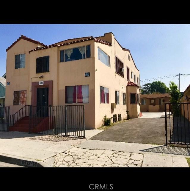 Single Family for Sale at 6412 Templeton Street Huntington Park, California 90255 United States