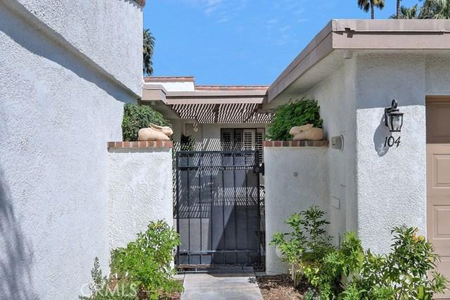 104 Avenida Las Palmas, Rancho Mirage, CA 92270-4670