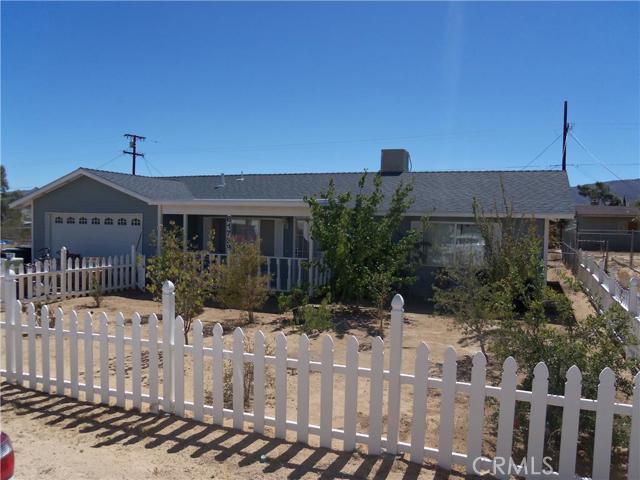 61739 Petunia Drive, Joshua Tree CA 92252