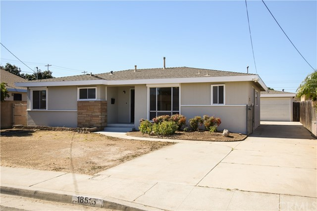 18515 Evelyn Avenue, Gardena, California 90248, 3 Bedrooms Bedrooms, ,1 BathroomBathrooms,Single family residence,For Sale,Evelyn,SB19240832