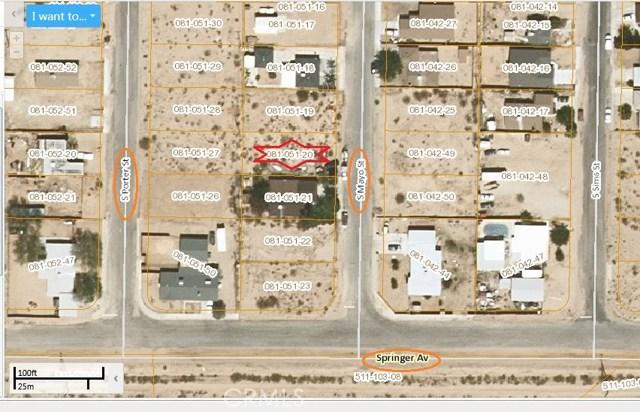 1633 S Mayo Street Ridgecrest, CA 93555 - MLS #: DW17257573