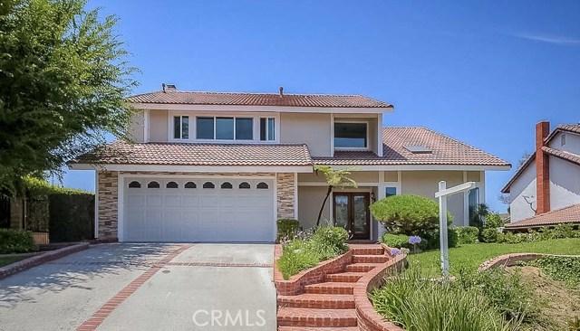 6631 E Leafwood Drive, Anaheim Hills, California