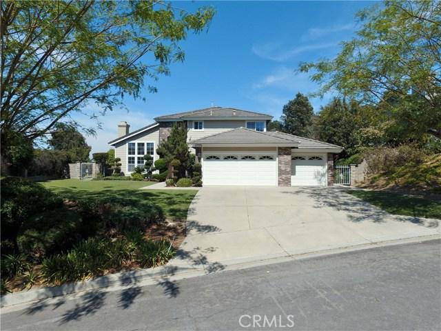16205   High Vista Lane , CHINO HILLS, 91709, CA