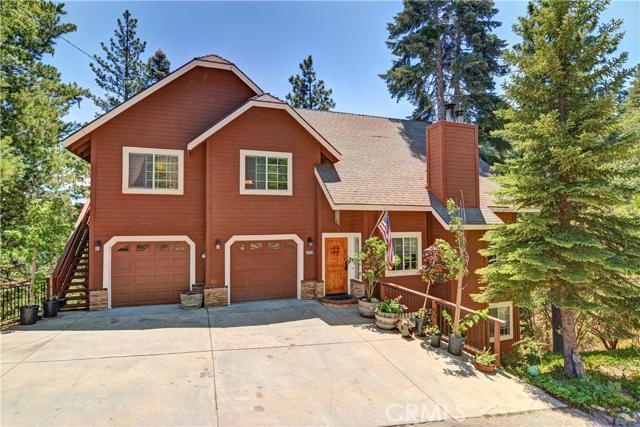 26370 Spyglass Drive, Lake Arrowhead, CA 92352