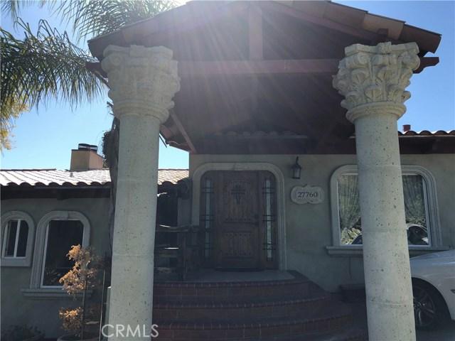27760 Palos Verdes Drive, Rancho Palos Verdes CA 90275
