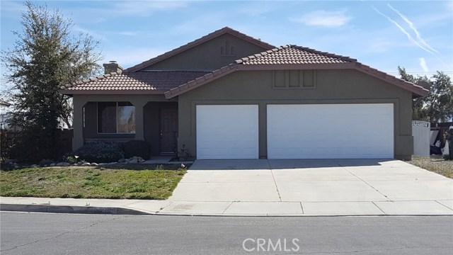 Single Family Home for Rent at 9089 Ventura Court Hesperia, California 92344 United States