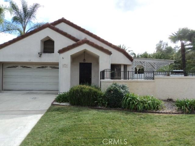 Single Family Home for Rent at 12 Ravencrest Circle Pomona, California 91766 United States