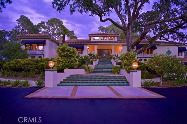 Single Family Home for Sale at 10805 Cebada Road Atascadero, California 93422 United States