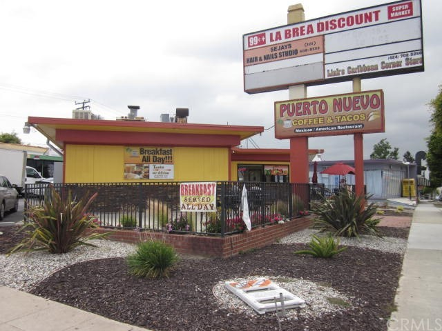 Business Opportunity for Sale at 1220 N La Brea Avenue 1220 N La Brea Avenue Inglewood, California 90302 United States