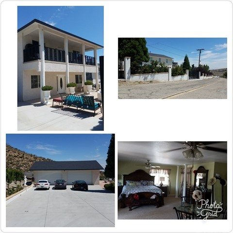 Single Family Home for Sale at 8090 Green Road 8090 Green Road Pinon Hills, California 92372 United States